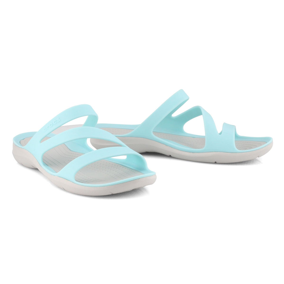 Women's Swiftwater Sandal - Ice Blue/Pearl White