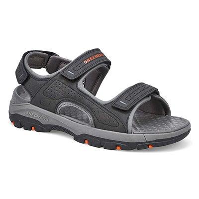 Mns Tresmen Garo Sport Sandal-Black