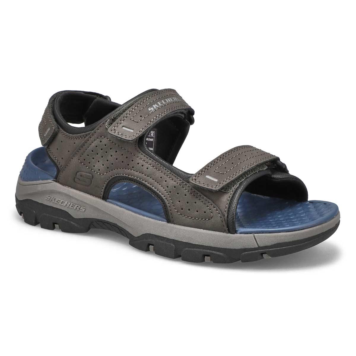 Men's Tresmen Garo Sport Sandals - Charcoal