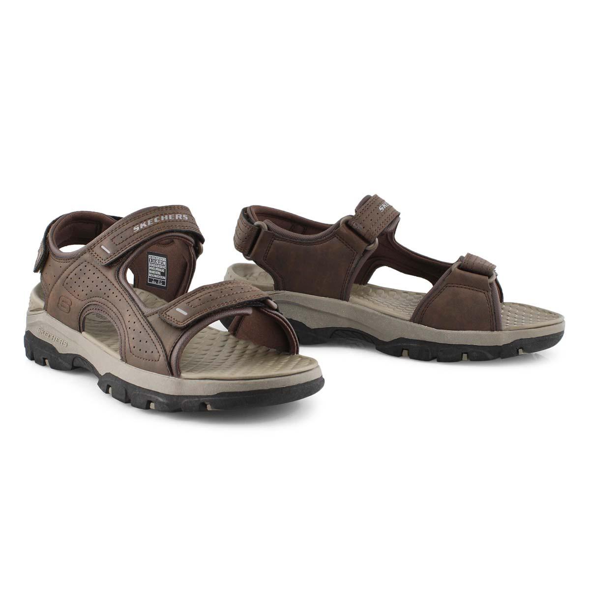 Mns Tresmen Garo chocolate sport sandal