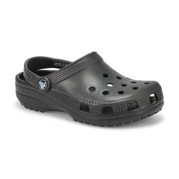 Kid's Classic EVA Comfort Clog - Black