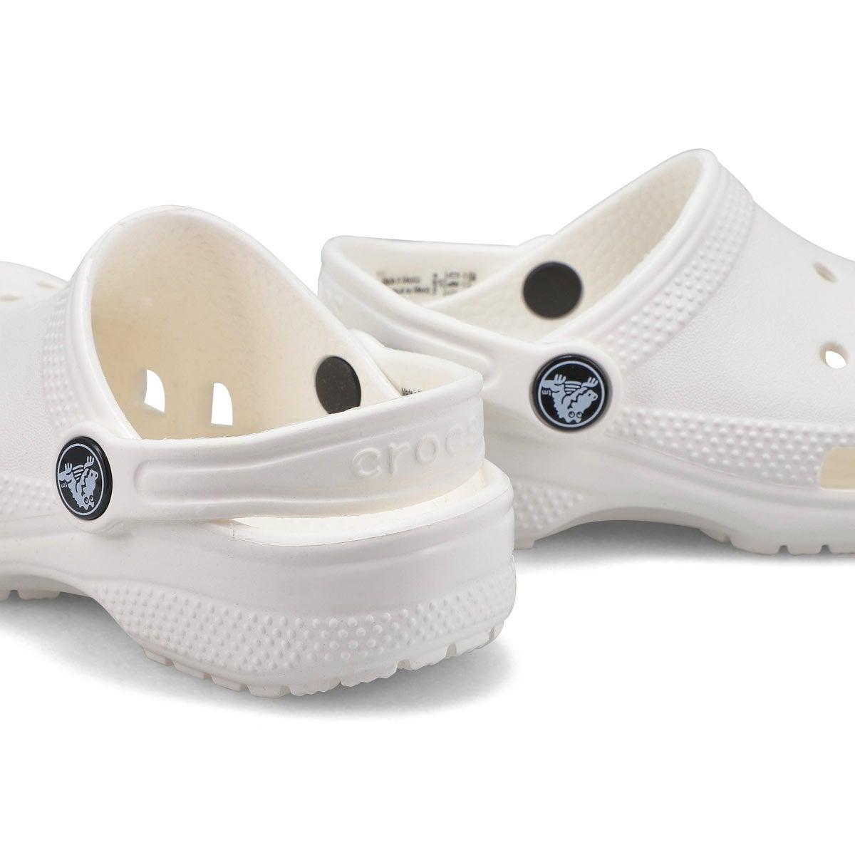 Sabot confort EVA Classic, blanc, bébé