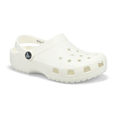 Sabot confort Classic EVA, blanc, enfant