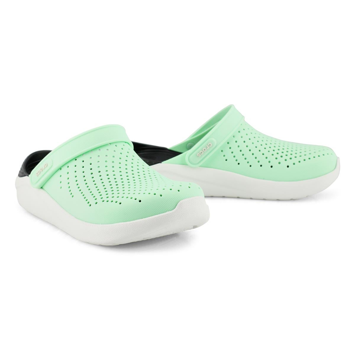 Lds LiteRide neo mint/almost wt clog