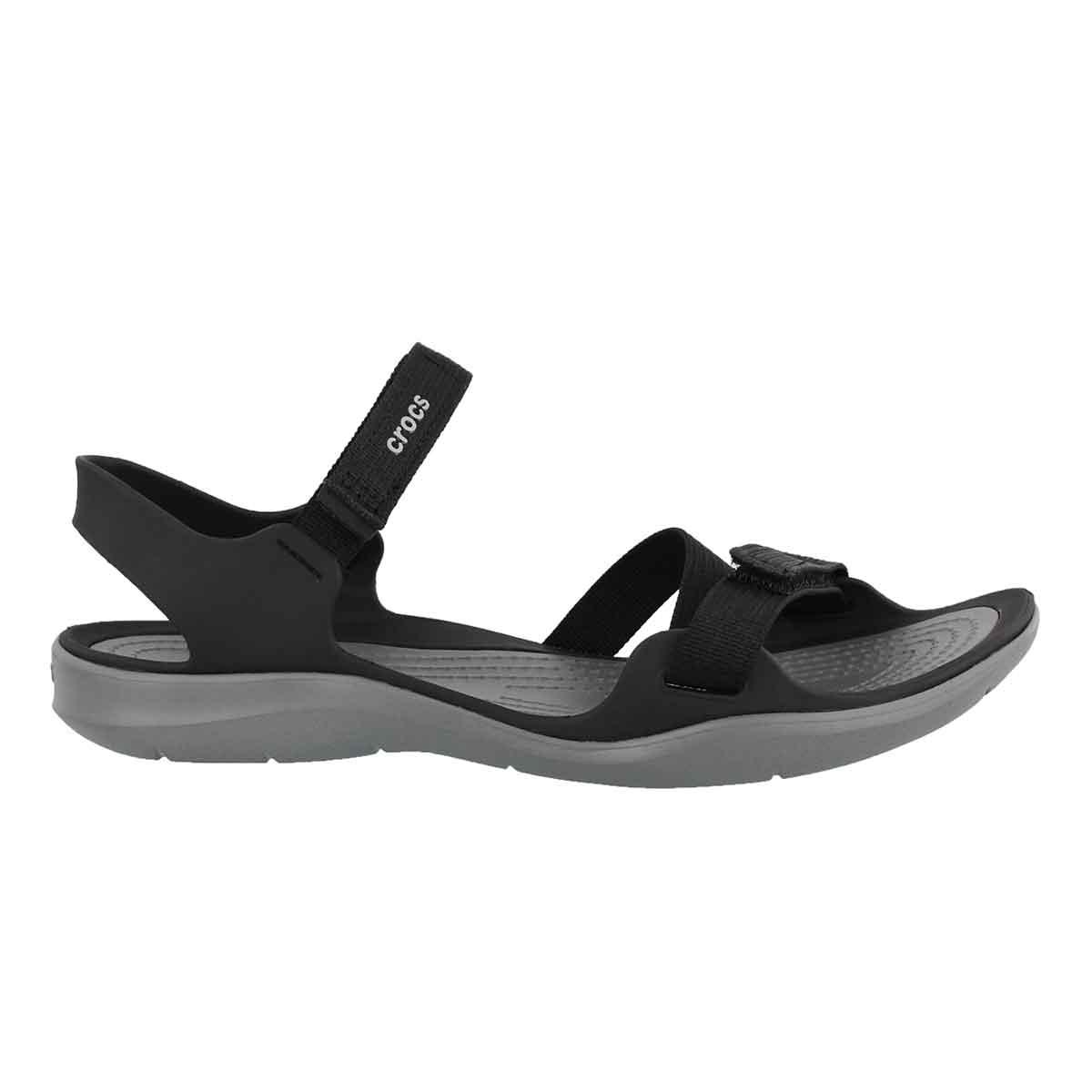 Women's Swiftwater Webbing Sport Sandal - Black
