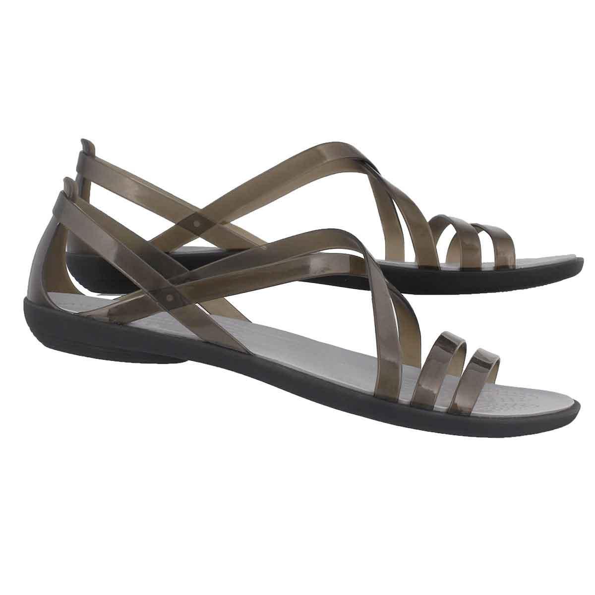 Women's Isabella Strappy Sandal - Black