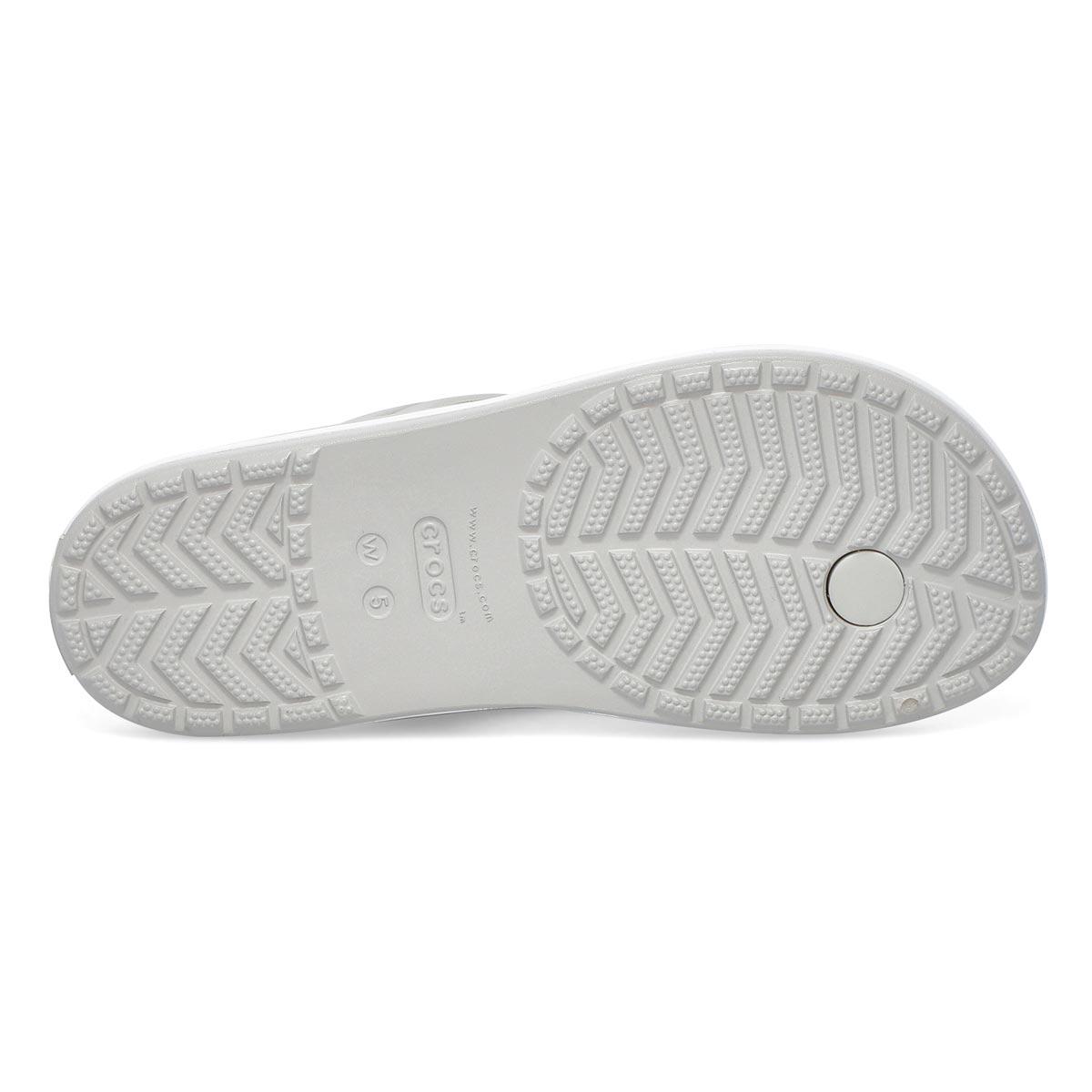 Women's Crocband Flip Sandal - Pearl White