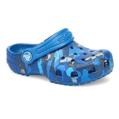 Inf-b ClassicShark blue EVA comfort clog