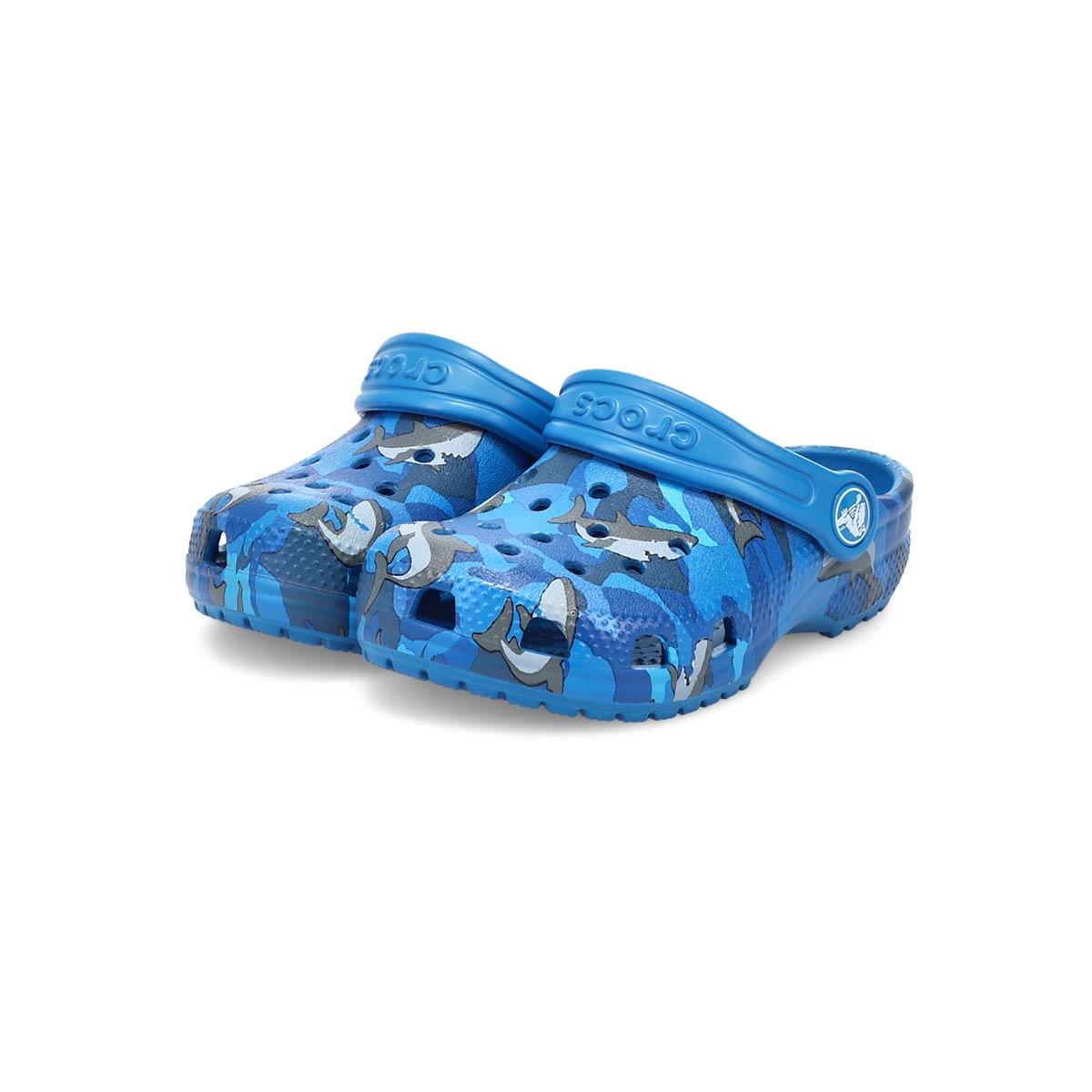 Infant's Orginal Classic EVA Clog- Shark Blue