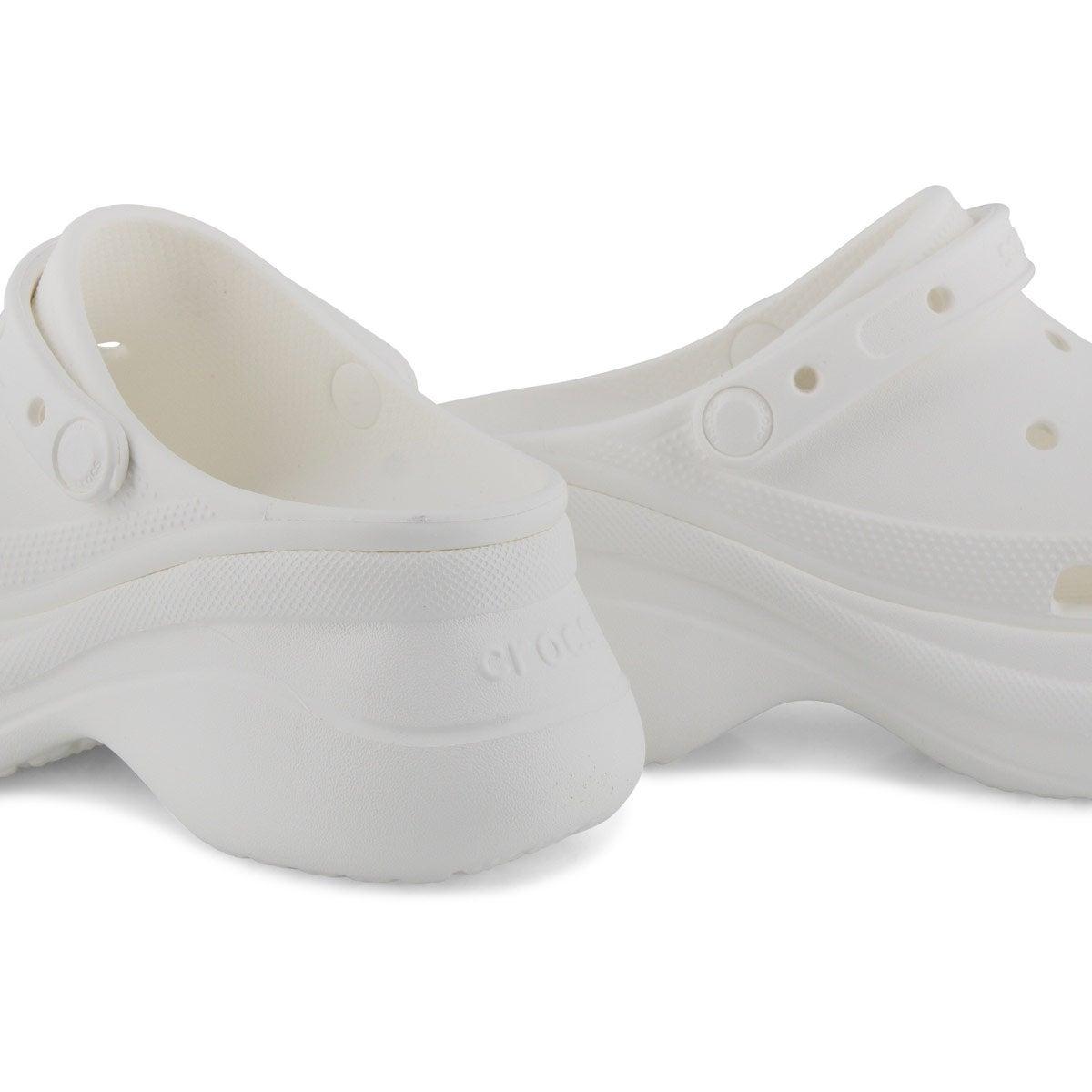 Lds Classic Bae white clog