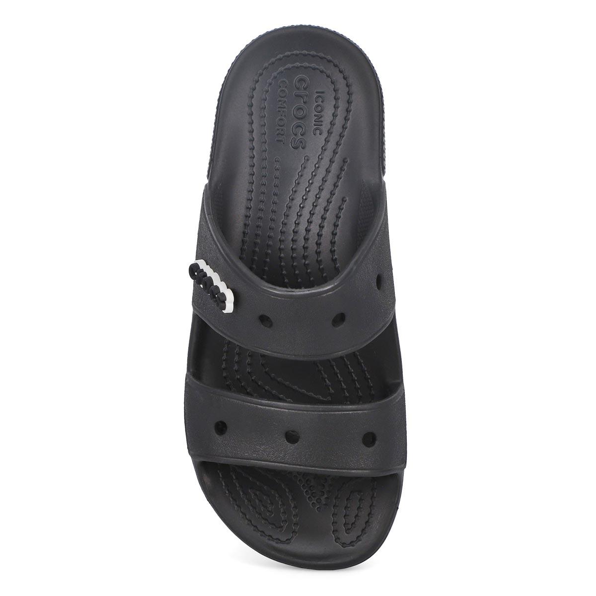 Sabot Classic Crocs Slide,noir,femme