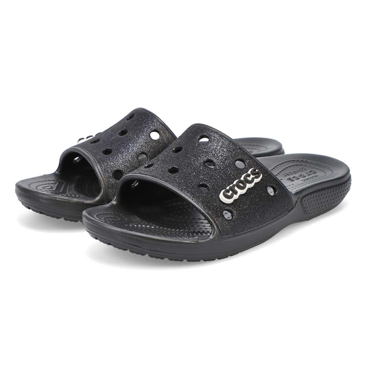 Women's Classic Crocs Sandal - Glitter
