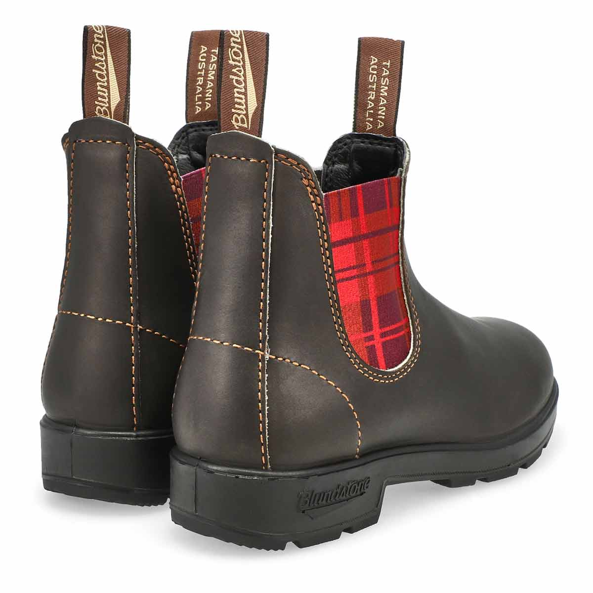 Unisex 2100 Original Boot - Brown/Burgundy