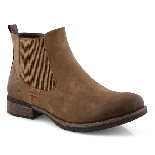 Lds Wendy 04 brown chelsea boot