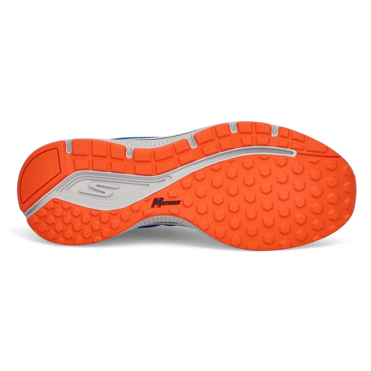 Men's Go Run Running Shoes - Blue/ Orange
