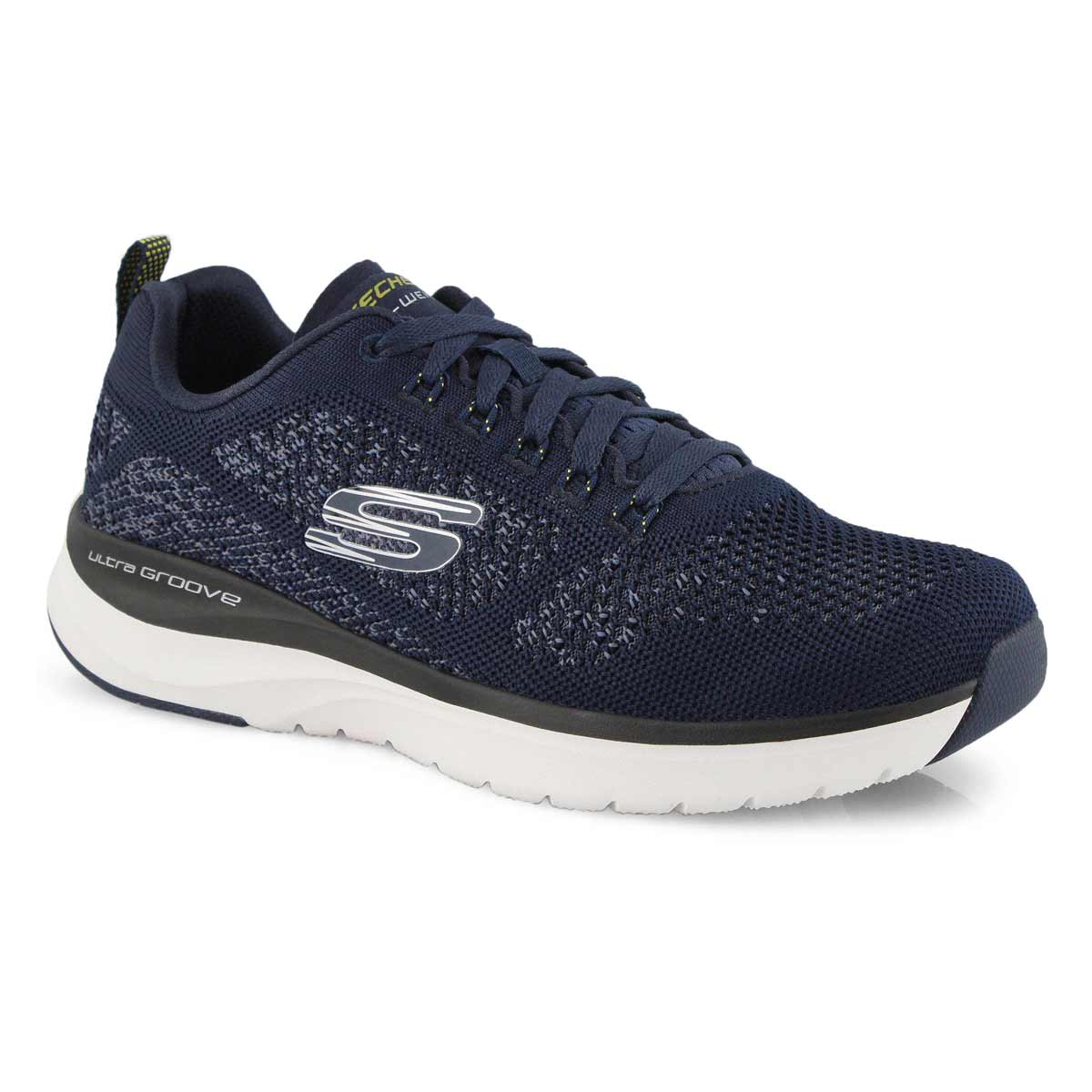Men's Ultra Groove Running Shoes - Navy