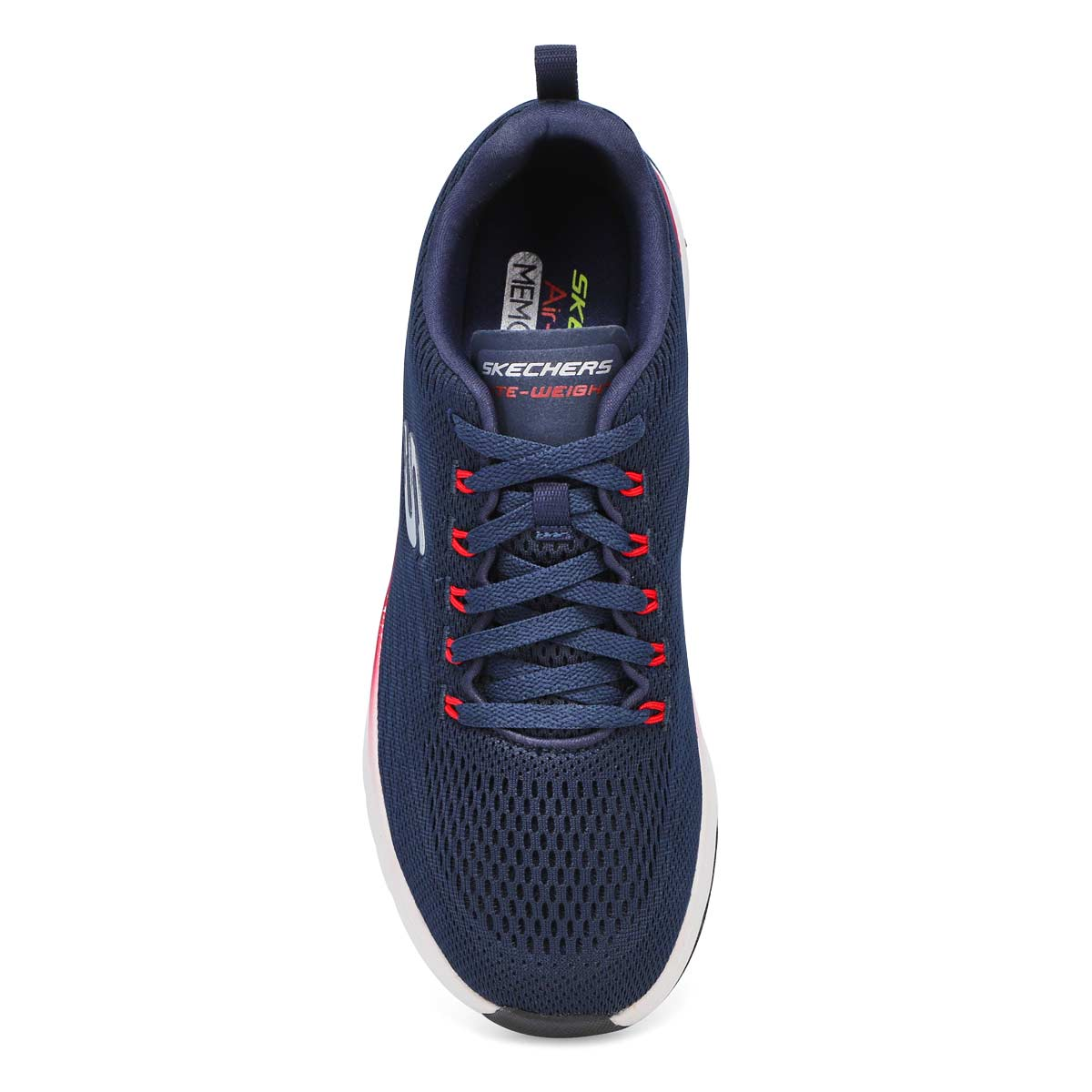 Men's Ultra Groove Templar Sneaker - Navy/Red