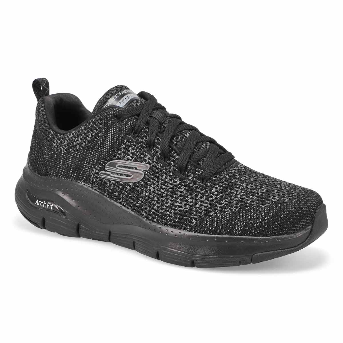 Men's Arch Fit Paradyme Sneakers - Black/Black