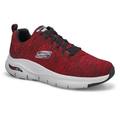 Mns Arch Fit Paradyme Sneaker-Red/Black