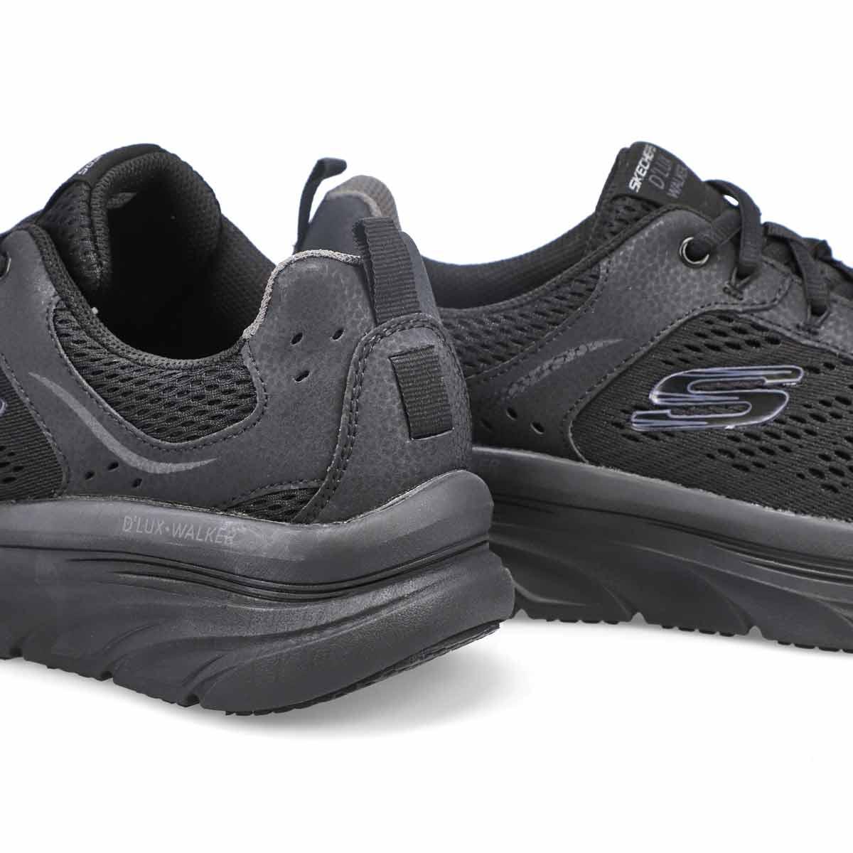 Men's D'Lux Walker Sneaker - Black