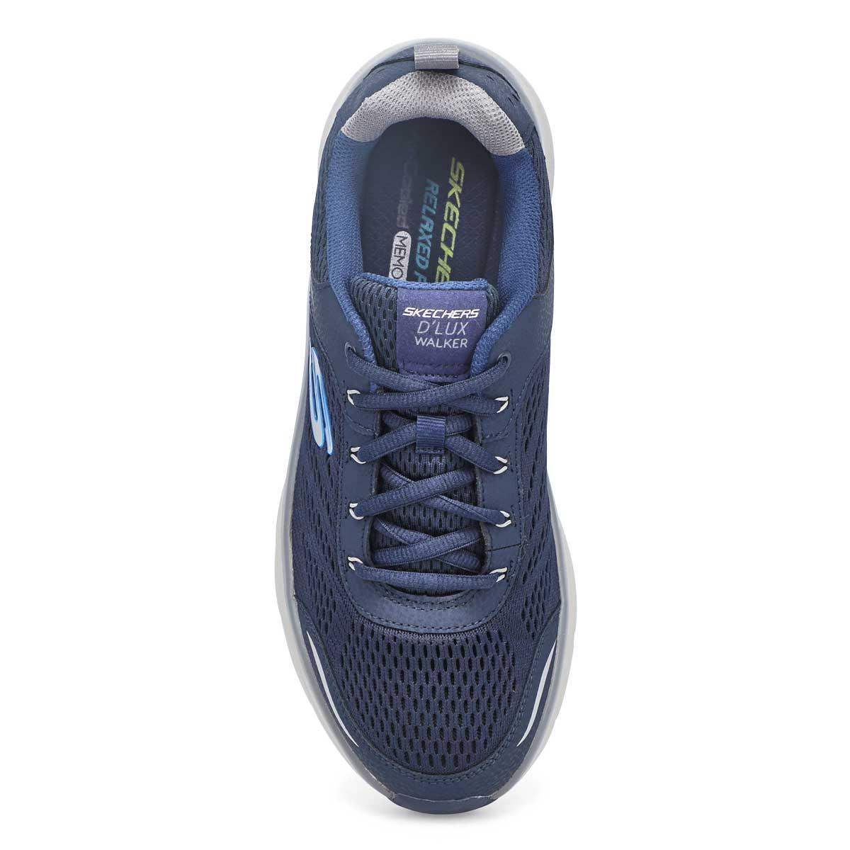 Men's D'Lux Walker Sneaker - Navy