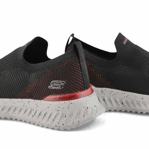 Mns Matera 2.0 black/red slip on snkr