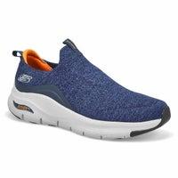 Men's Arch Fit Slip On Sneaker - Navy