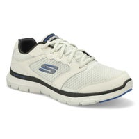 Men's Flex Advantage 4.0 Sneakers - White/Black