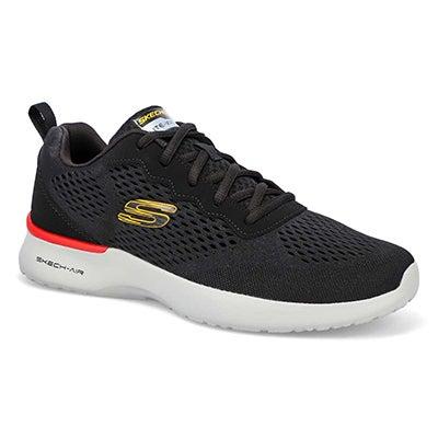 Mns Skech-Air Dynamight black sneaker