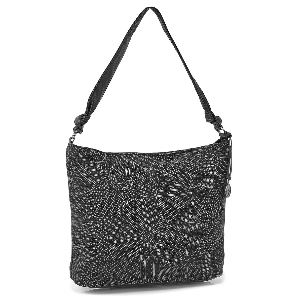 Lds Pushover night sky crossbody tote