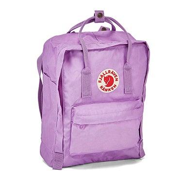 Fjallraven Kanken orchid pink backpack