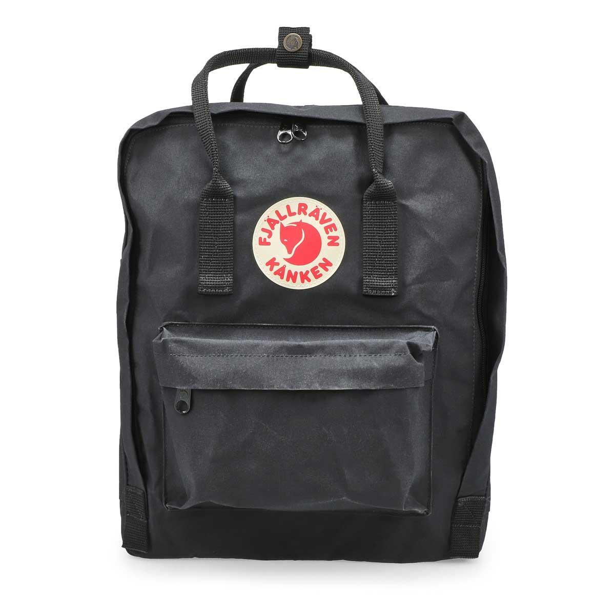 Fjallraven Kanken Backpack -Black