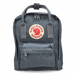 Fjallraven Kanken Mini graphite backpack