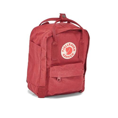 Fjallraven Kanken Mini ox red backpack