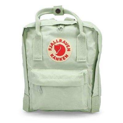 Fjallraven Kanken Mini Backpack-Mint Grn