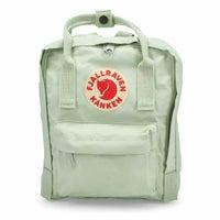 Fjallraven Kanken Mini Backpack - Mint Green