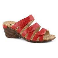 Women's Calgary 01 Sandal - Red