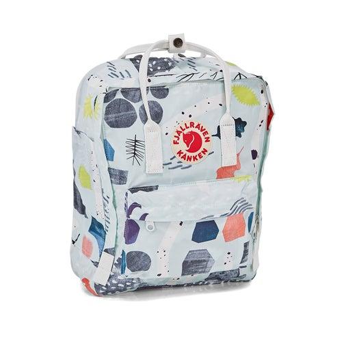 Fjallraven Kanken Art forest backpack