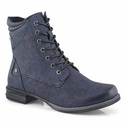 Lds Venus 34 navy combat boot