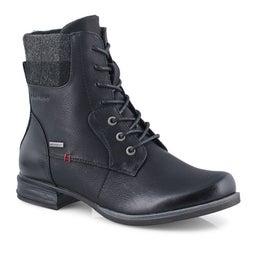 Lds Venus 36 black combat boot