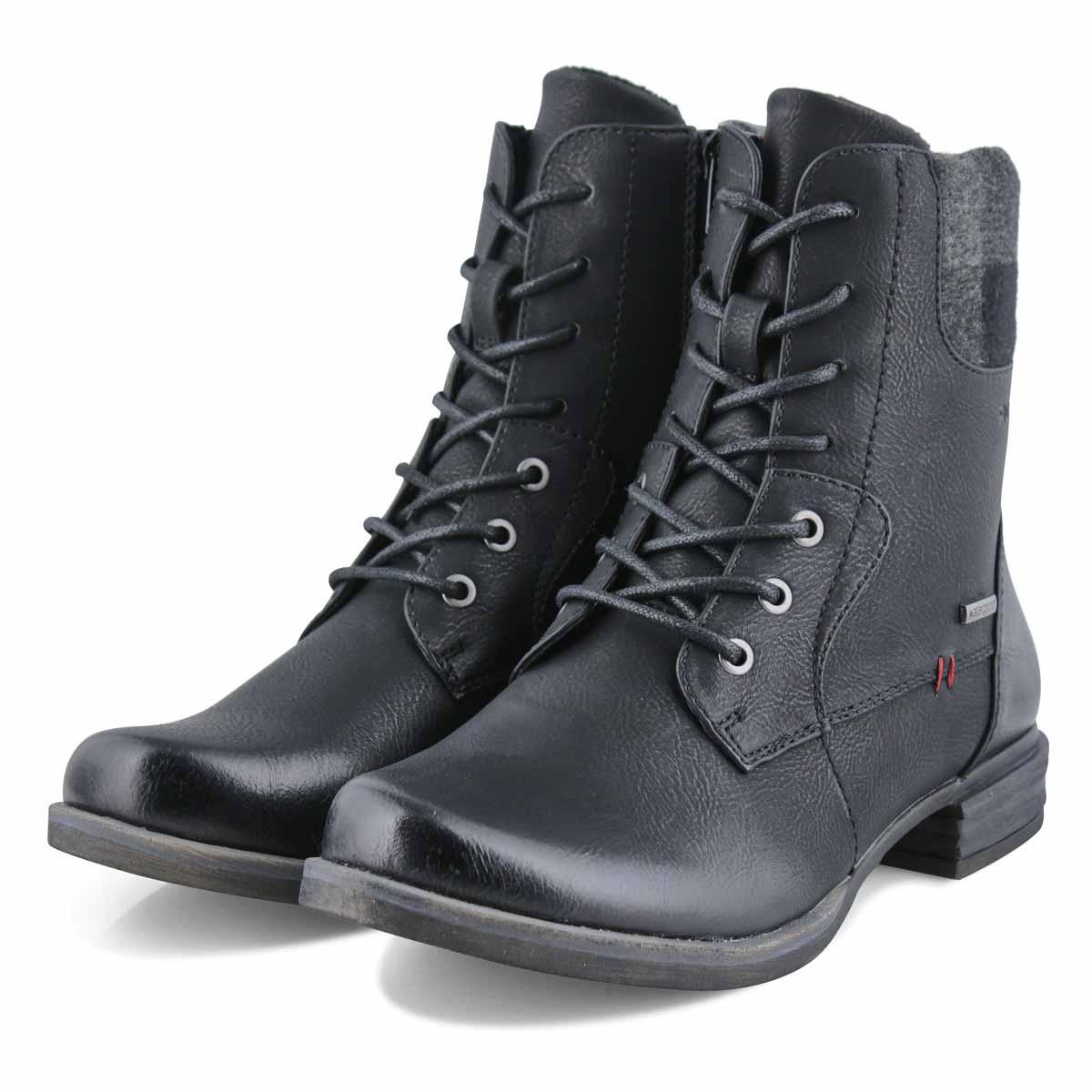 Bottes militaires VENUS 36, noir, femmes