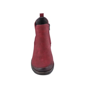 Women's Venus 37 Chelsea Boot - Red