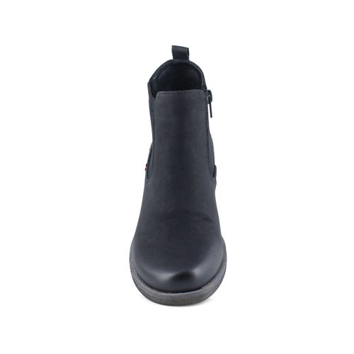 Lds Venus 37 black chelsea boot