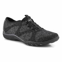 Women's Breathe Easy Sneaker - Black
