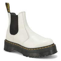 Women's 2976 Quad Chelsea Boot - White