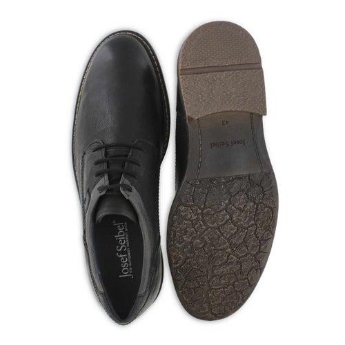 Mns Earl 05 schwarz laceup casual oxford