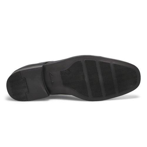 Mns Tilden Cap black dress oxford