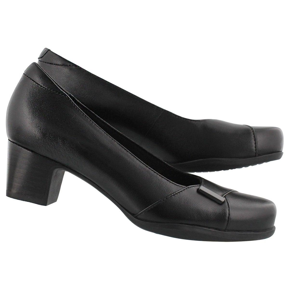 Women's Rosalyn Belle Wide Dress Shoe - Black