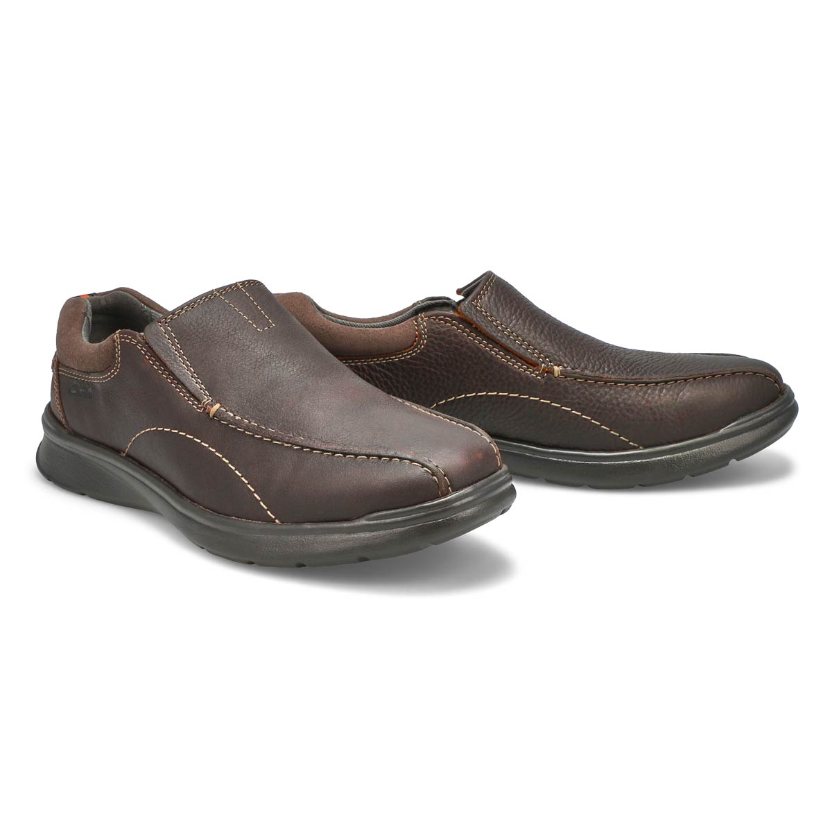 Men's Cotrell Step Wide Shoe - Brown