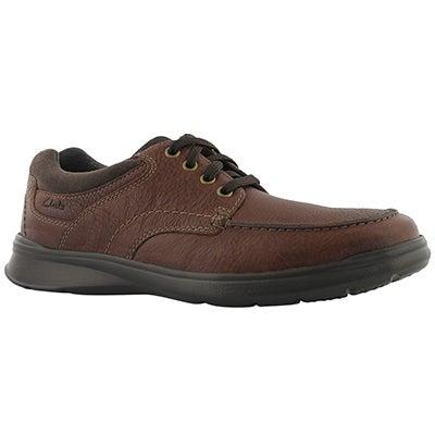 Mns Cotrell Edge tobacco laceup shoe